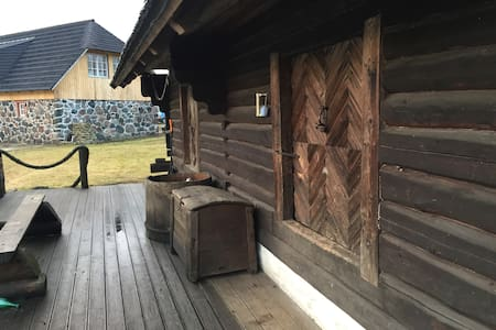 Cozy private sauna house - Tuulevälja - Casa
