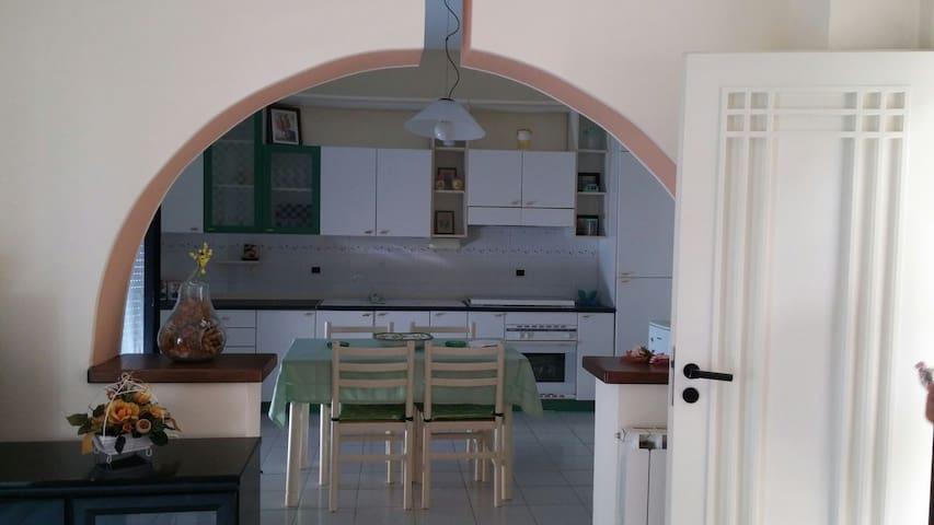 Accogliente Piccolo attico - Caselle In Pittari - Apartemen