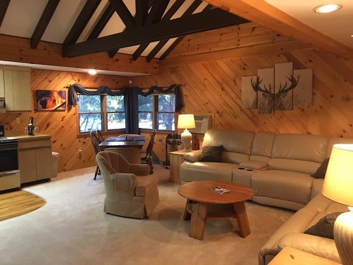 Cozy cabin adventure at Split Rock