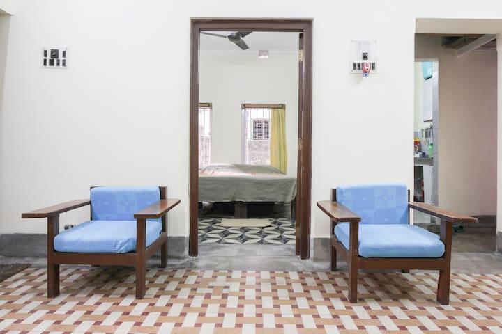 3 bedroom | Wifi | Lake Avenue - Kolkata - Hus