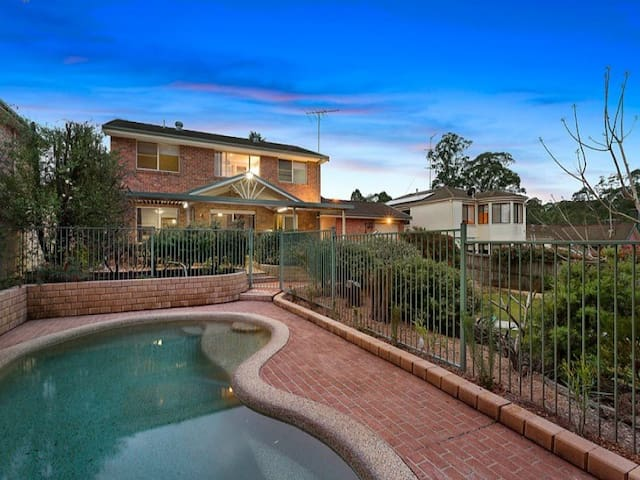 Beautiful Room with Garden View - West Pennant Hills
