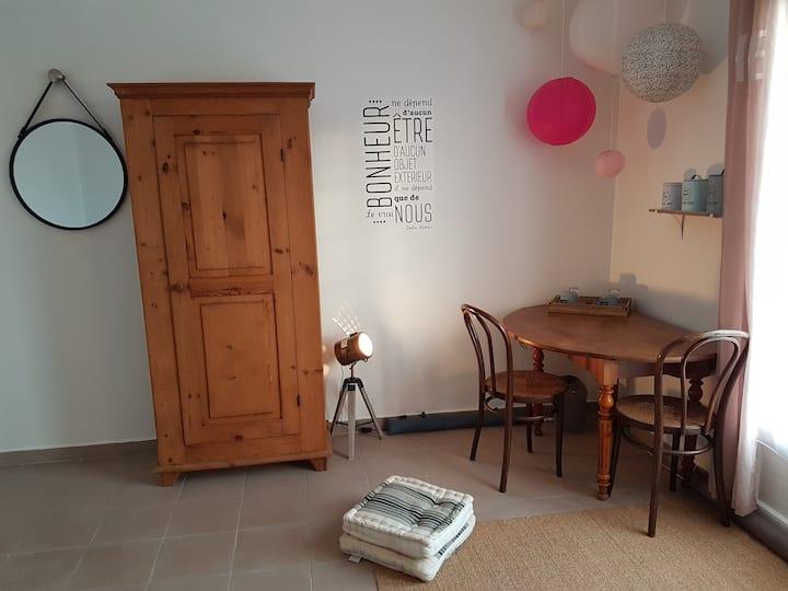 Chambre chez l'habitant, Talmont Saint Hilaire.
