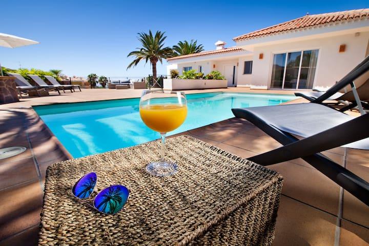 Spectacular OceanView Villa, Chayofa/Las Americas - Chayofa - Villa