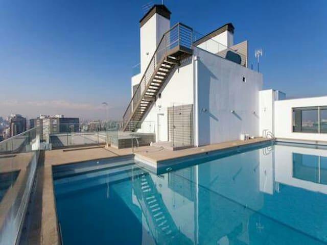 La mejor ubicación  de santiago ! - Providencia - Apartment