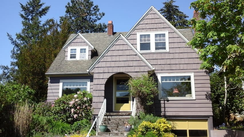 Mt. Tabor 1 BD, Close to All Things Portland