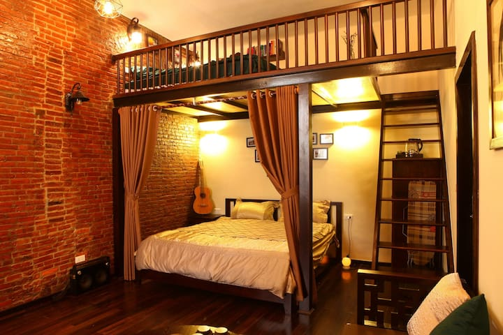 Perfect for couple who would like to enjoy living in Hanoi like locals
