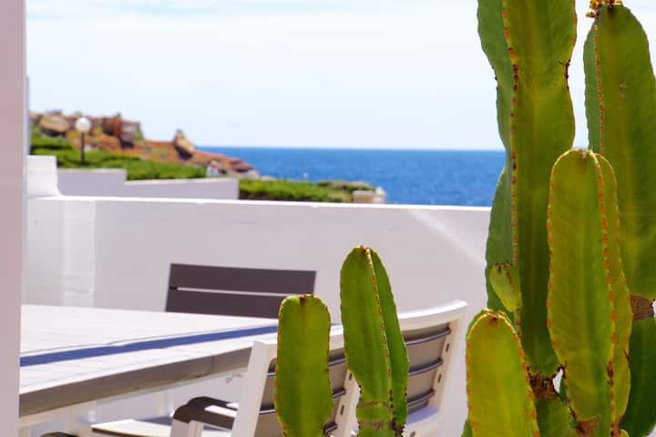 Smart Villa en Cabo de Palos con vistas al mar