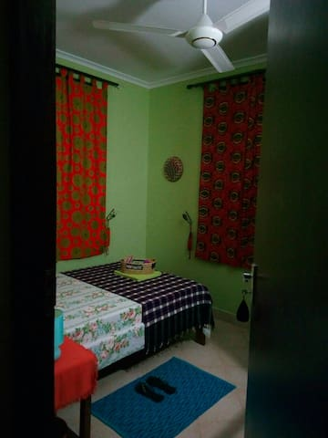 Double Room at Mulungu's Love Home