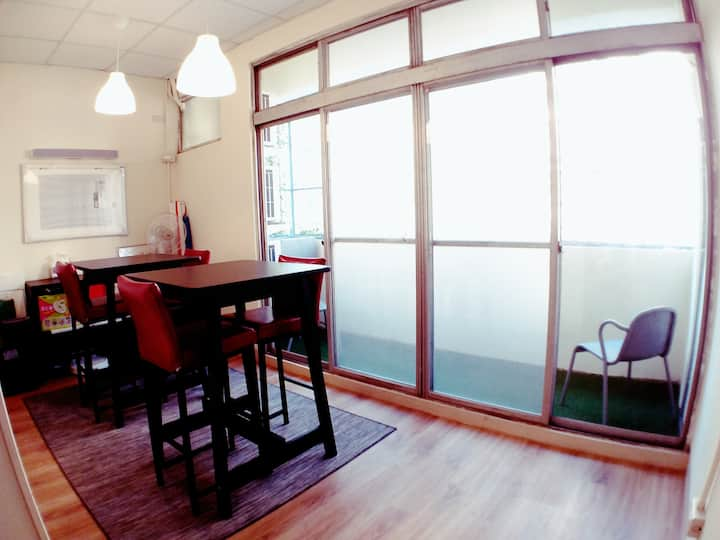 Private room close to NTHU, NYMCTU, Science Park