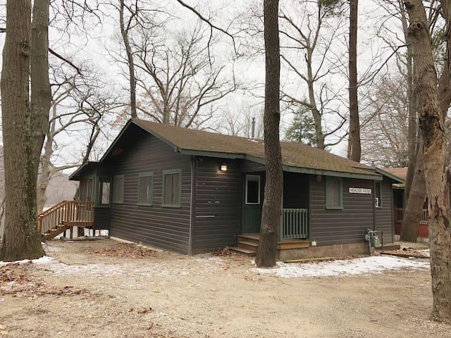 Hemlock House @ Pine Trail Retreat Center
