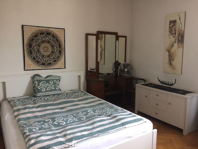 Sleeping room - relax area