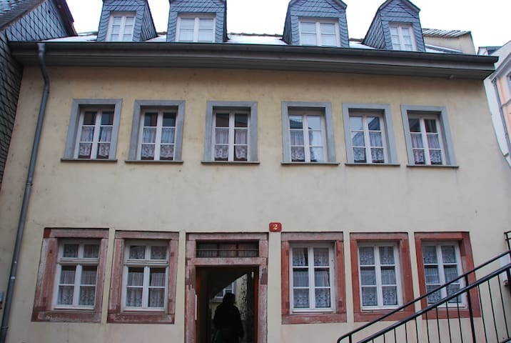 Small Studio in Historic Centre of Mainz