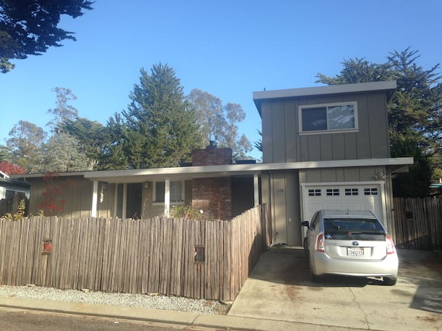 Lovely Home near Beach in Aptos - Aptos - Rumah