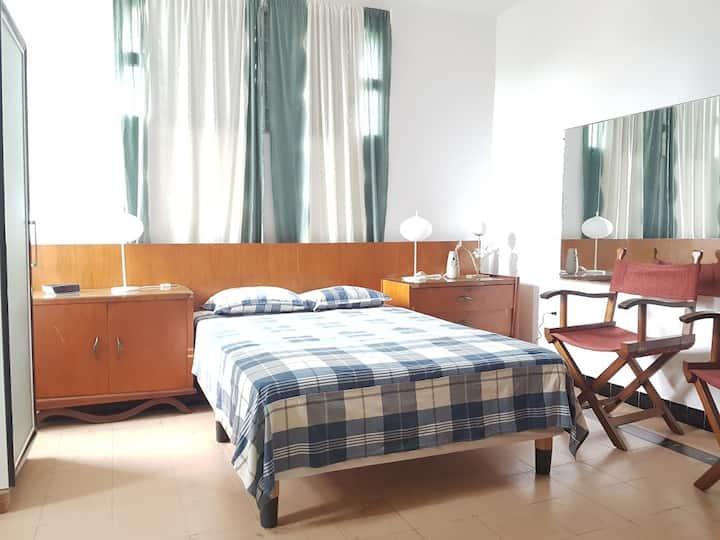 Ksona D 10, apartamento en el centro del Vedado.