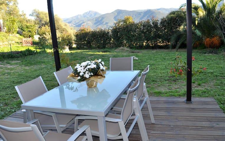 Rez de villa neuf et indépendant - Bastelicaccia - Appartement