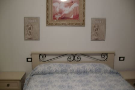 stanza privata matrimoniale BeB L' Agrifoglio - Canova - Inap sarapan