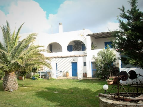 Captains Villa Andros