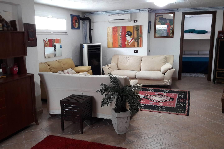Sala relax , TV, conversazione