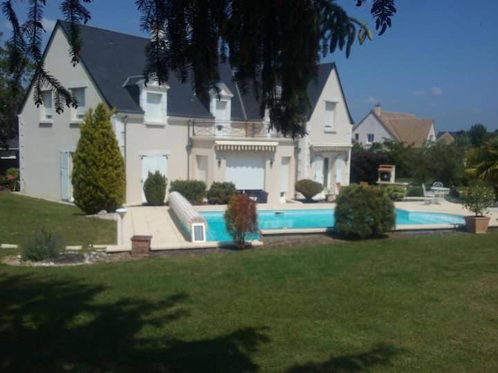 Villa le Vinci charming B&B swimming pool