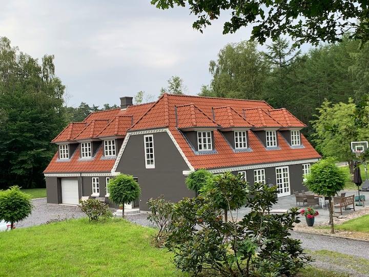 Molbo Tea Retreat near Ebeltoft