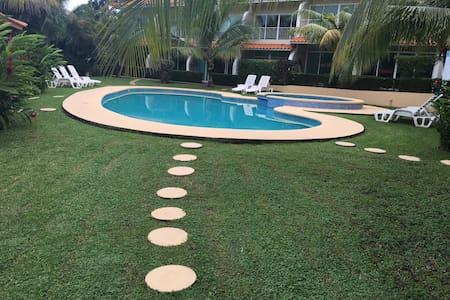 Apto. de Playa Ubicada en Gorgona - Nueva Gorgona - Apartment