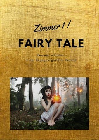 Auszeit - Ankommen - im Zimmer 1 Fairy Tale