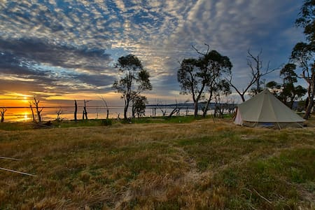 Mokoan Glamping - Tent 1 - Winton North