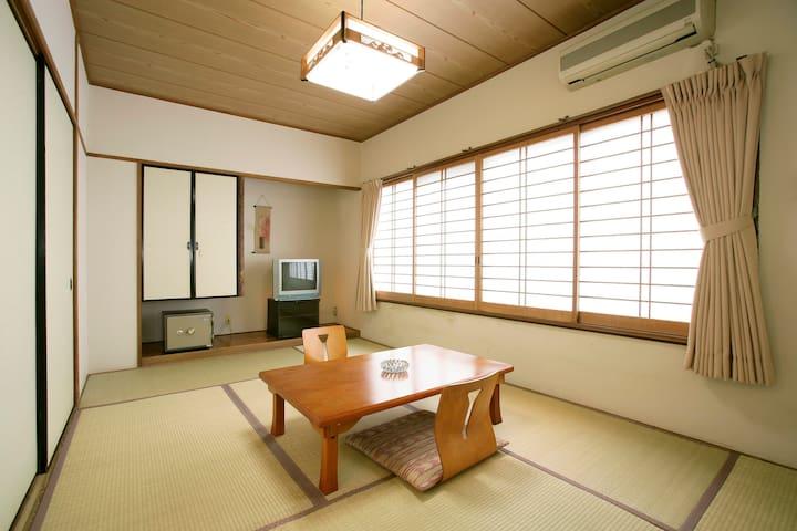 JAPANESE STYLE RYOKAN in INUBO