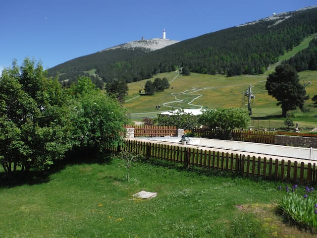 Appartement au pied des pistes du Mt Ventoux - Beaumont-du-Ventoux - Leilighet