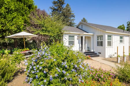 Napa Valley Vineyard Cottage - Saint Helena