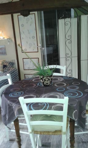 chambre chez l'habitant 25 m2 - Bourgueil - Rumah