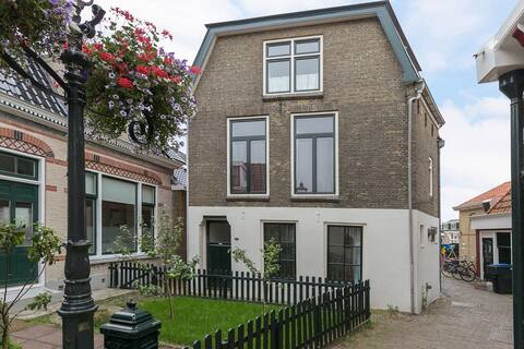 Cosy stay in a historic building in Grou.