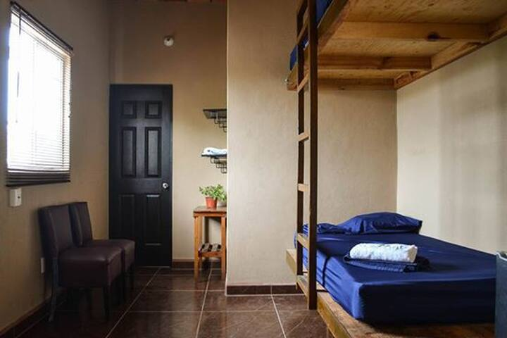 habitacion standard para 4 personas