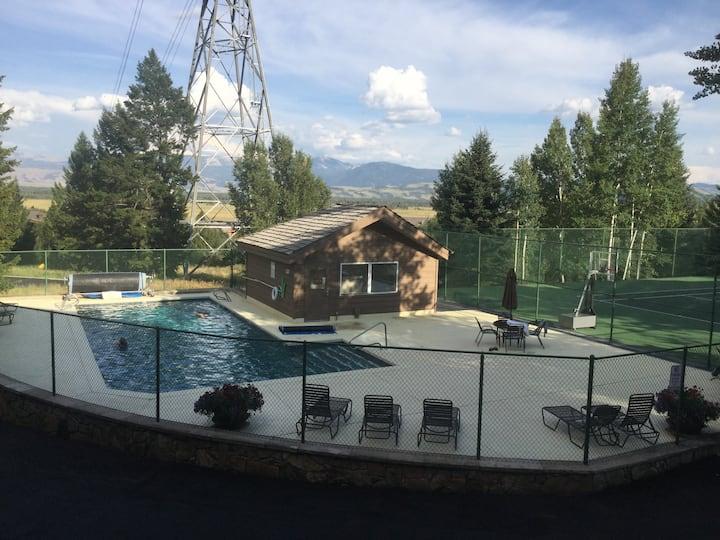 Ideal Location in Teton Village