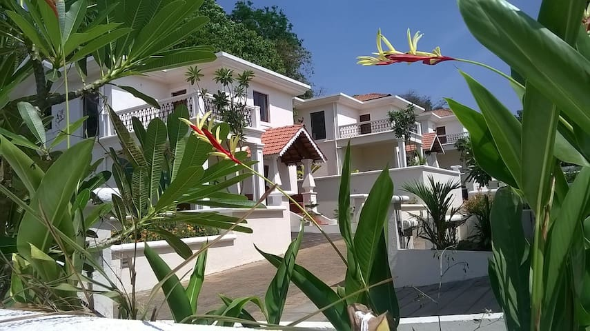 Luxury Villa with Private Pool, North Goa - North Goa - Βίλα