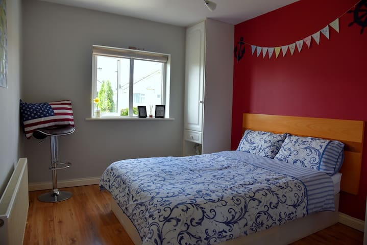 Comfy room with ensuite bathroom - Galway - Appartement