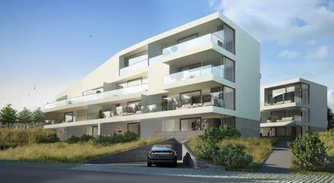 Gezellig appartement nabij St-André