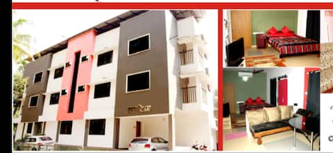 Serviced Studio apartments
