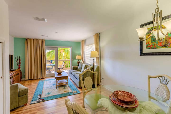 Professionally Cleaned - Spacious - Excellent Key West Location