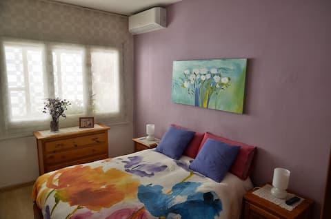 A very cozy apartment near Montserrat & Barcelona