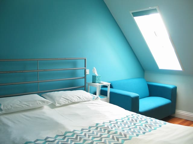 Double Room close to Duxford IWM and Cambridge