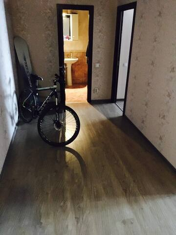 1 room in apartment