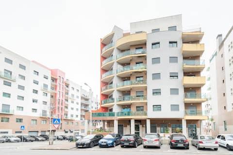 Marceneiro Apartment. T2