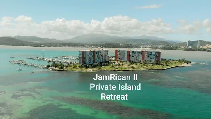 JamRican II Private Island Retreat