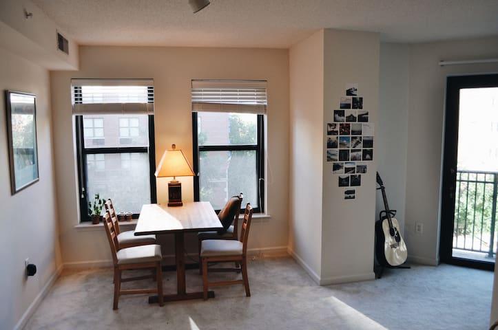 Luxury Logan Circle Apartment. Downtown DC. - Washington - Huoneisto