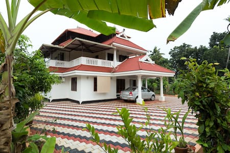 Spacious accommodation in rural Cochin. - 埃爾訥古勒姆