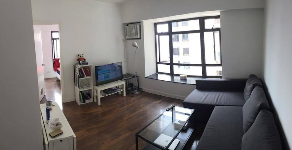 A place like home centrally located - Hong Kong - Apartamento