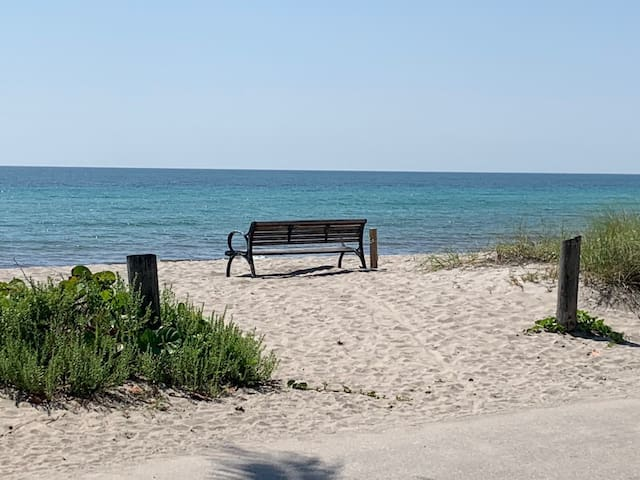 Best beach seat!