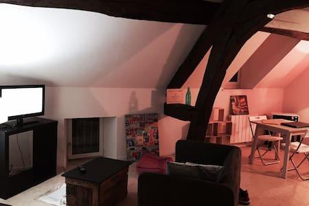 Appartement à Is-sur-Tille, proche de Dijon - Is-sur-Tille