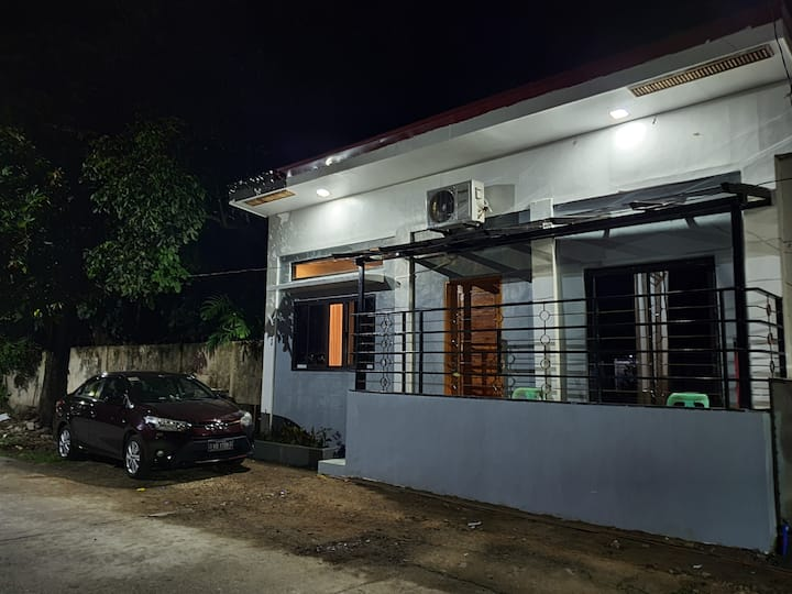 Newly Built Bungalow House in Bulan for Family